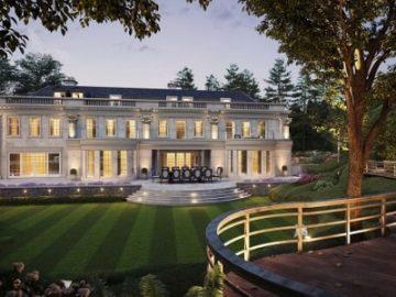 售价超过¥1.6亿,这些新奢住宅值得你拥有!|居外精选