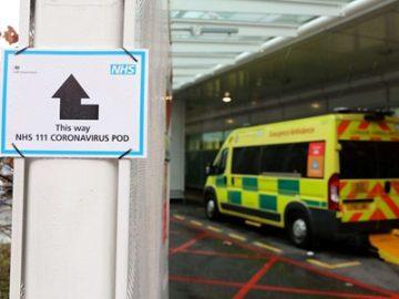英国确诊人数翻倍 同时出现首个死亡病例 - 热点