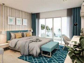 普吉島日落最佳觀賞地,在Surin Palms公寓的每個房間︱居外精選