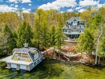 遠離塵囂山水如畫 在約瑟夫湖找到夢寐以求的生活︱居外精選