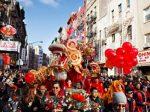 美国纽约住有多少中国移民?