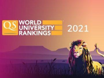 2021年QS世界大学排名的关键信息全在此!