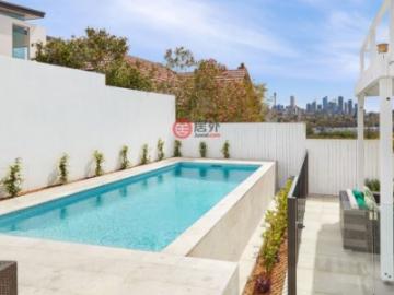 悉尼联排别墅的价格