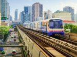 曼谷捷运线地价不停涨!绿色北线5季领涨