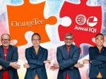 居外IQI和新加坡前三房产公司OrangeTee合作 进军新加坡房地产