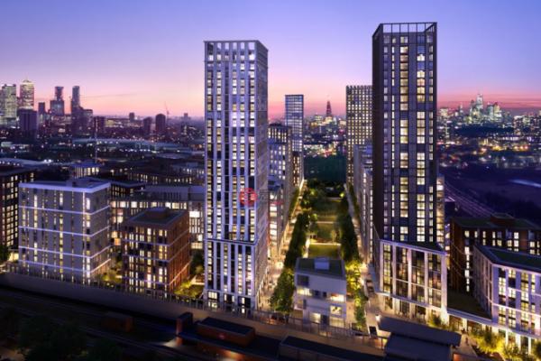英国投资房地产