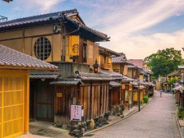 日本京都町屋:从古朴老房变成热门投资标的