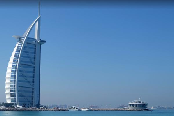 迪拜十大疯狂建筑|  来源:pxhere