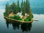 加拿大度假房产需求大增,不如买个带房子的岛?花费不到¥140万!