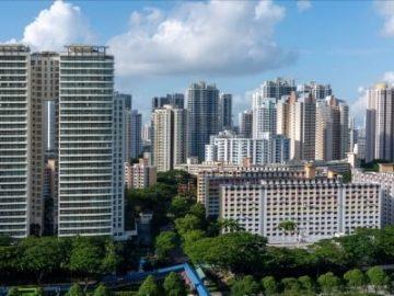 新加坡2020年的平均房价是多少?