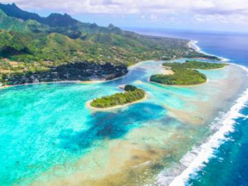"""堪称""""地球上最后的秘境""""库克群岛,究竟有多美?"""