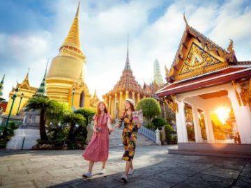 想出国避寒吗?泰国11月开放入境免隔离+已恢复落地签!