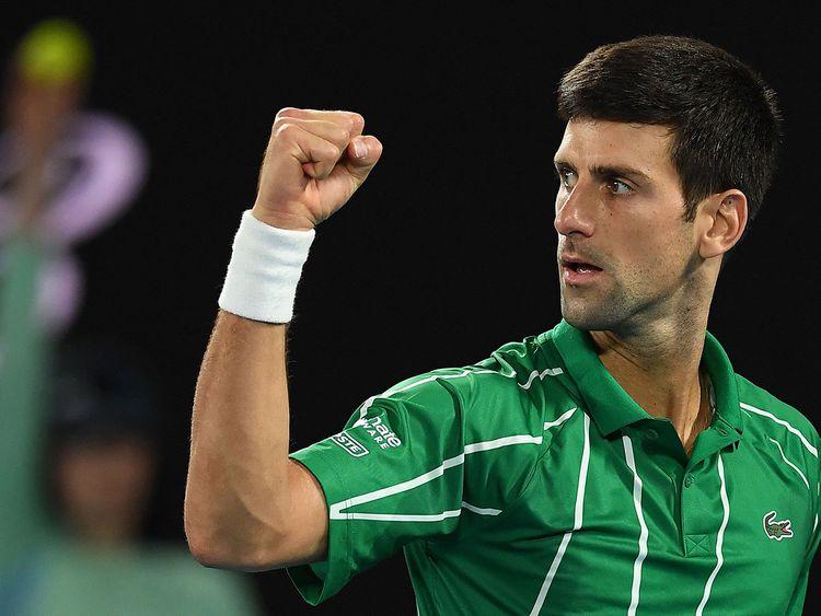 Novak Djokovic Gets 10-year UAE Residence Visa
