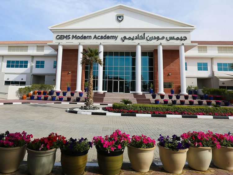 GEMS Modern Academy achieved the highest point score possible of 45.