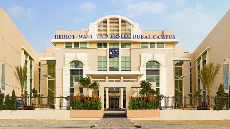 Heriot-Watt University Dubai maintained its five star rating this year.