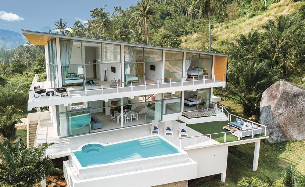 Villa in Thailand