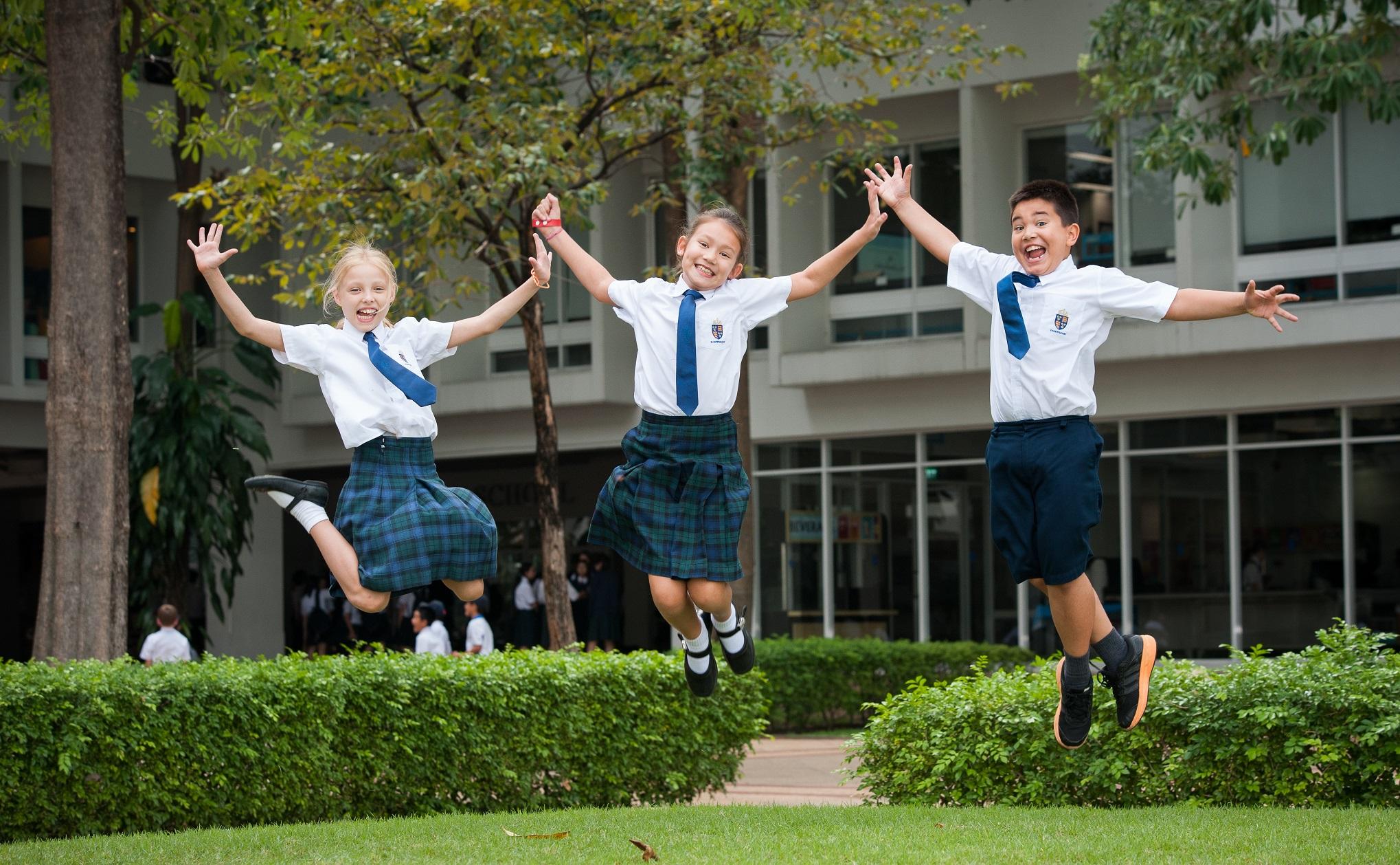 Shrewsbury International School Bangkok