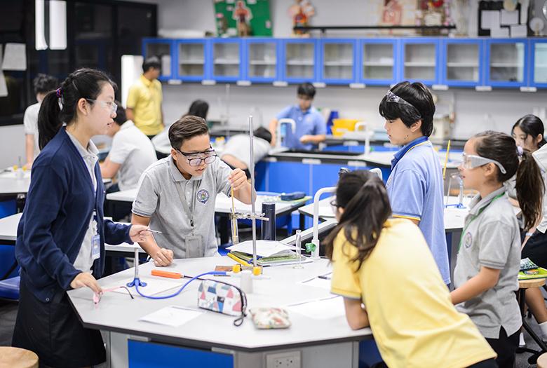 Curriculums in Thailand International Schools