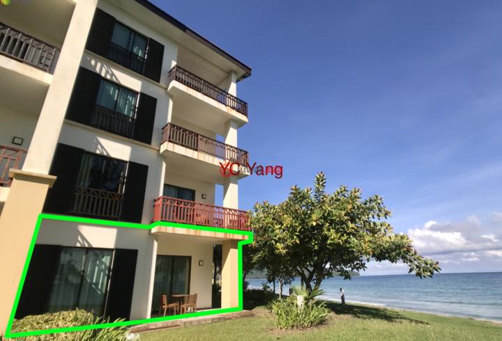 Fully furnished 2 bedroom apartment for sale in Kota Kinabalu
