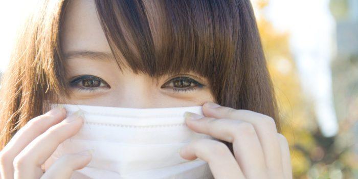 Japanese are no stranger to masks.