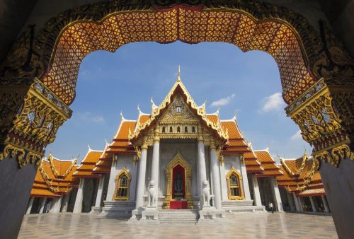 visit grand palace, Thailand