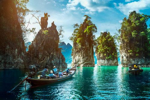visit khao sok, Thailand
