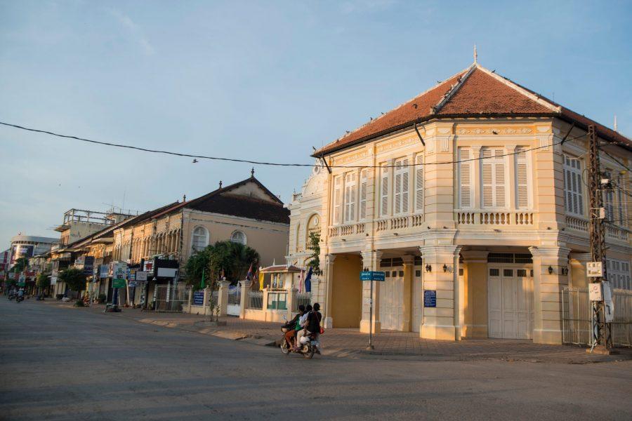 villa housing in cambodia