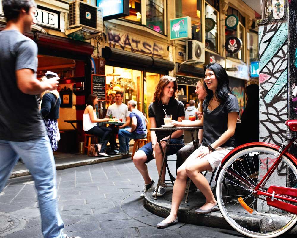Study overseas in Australia