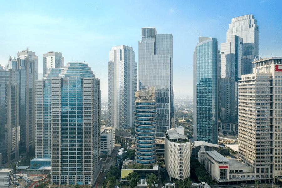 Indonesian apartment