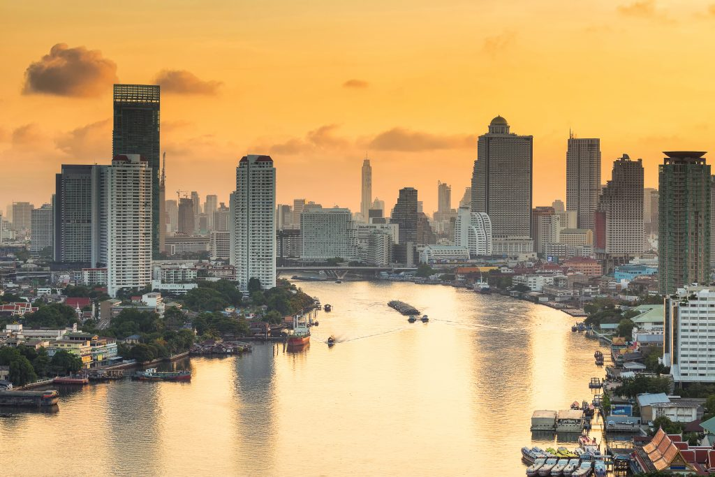 Countries worth investing Thailand