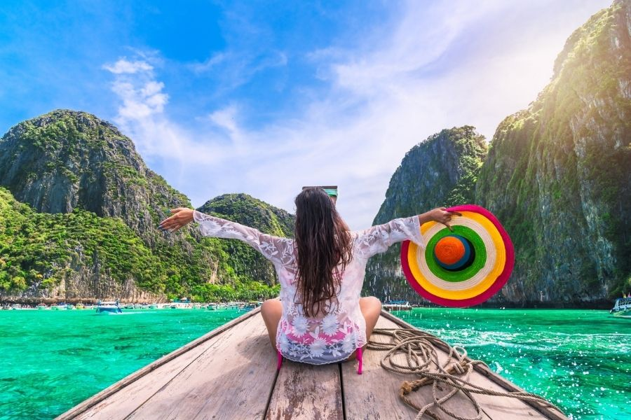 Thailand reopening for tourists