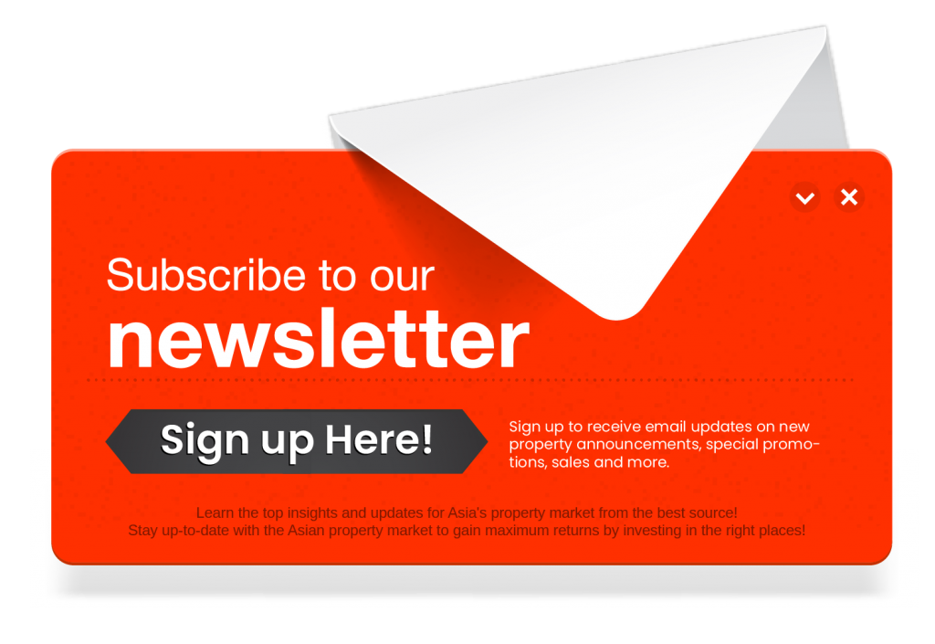 subscribe to juwai.asia newsletter