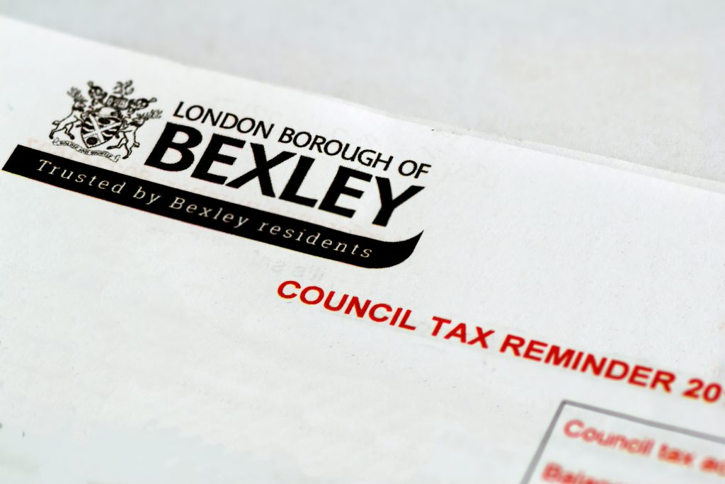 London council tax