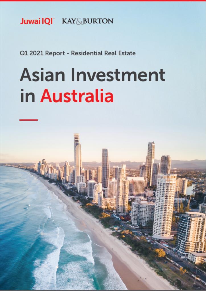 Q1 2021 Report Asian Investment in Australia