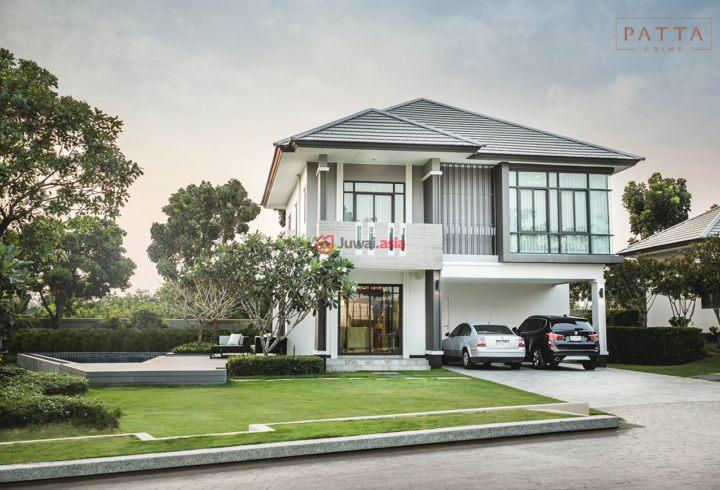 Beautiful 3-bedroom home at Pattaya, Chon Buri, Thailand.