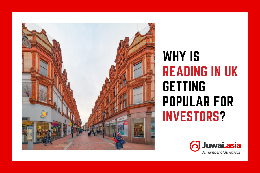 Why is Reading in UK Getting Popular for investors?
